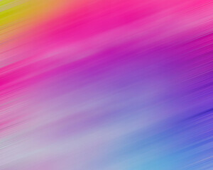 Beautiful Abstract motion blur background Light and stripes moving fast colorful