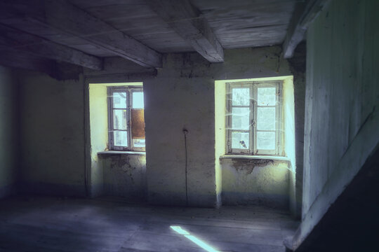 Old color windows