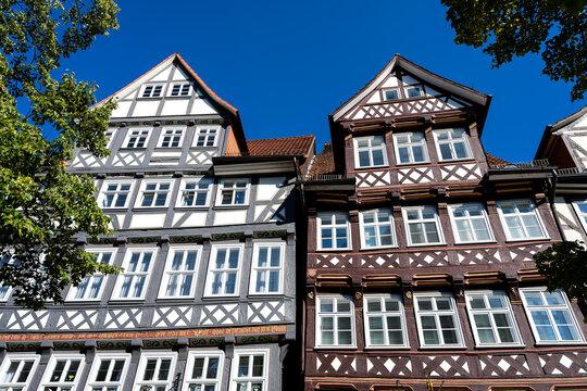 Fachwerkhäuser in Hann.Münden