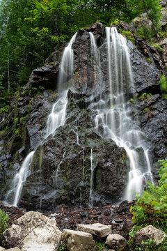 Radau-Wasserfall bei Bad Harzburg im Har