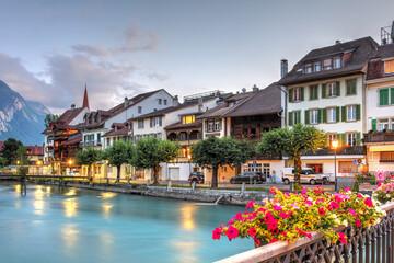 Interlaken Unterseen, Switzerland