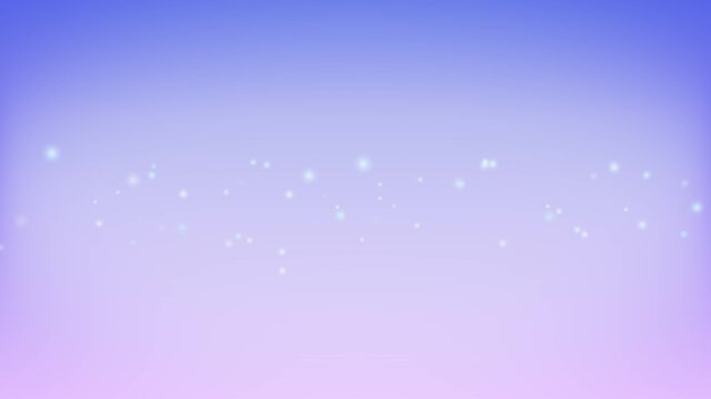 Magic Fantastic abstract background with stars