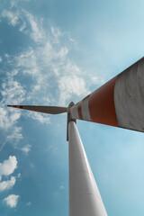 Fototapeta Wind turbine blade obraz