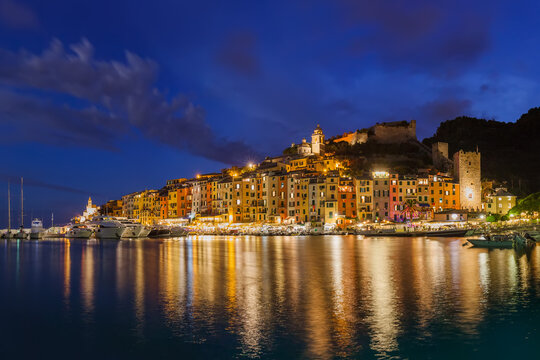 Portovenere in Cinque Terre - Italy