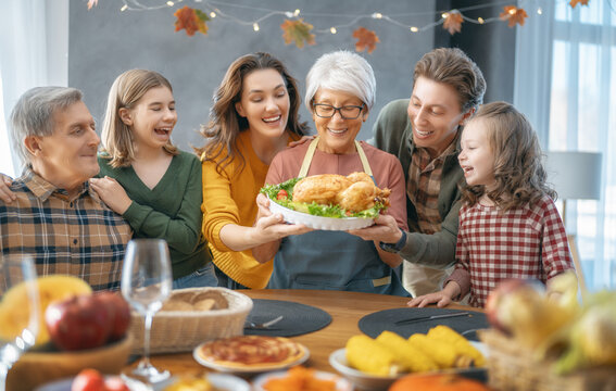 Thanksgiving Day, Autumn feast