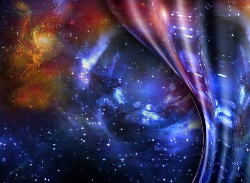 Nebula Vivid Space