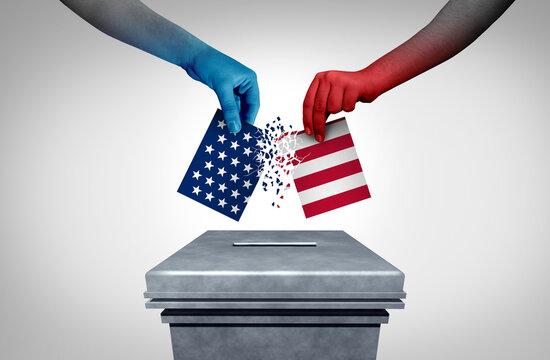 American Politics Fight