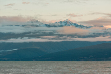New Zealand lakes