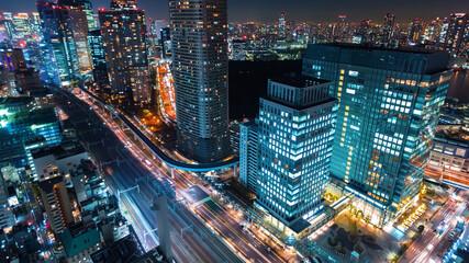 Estores personalizados com sua foto city at night