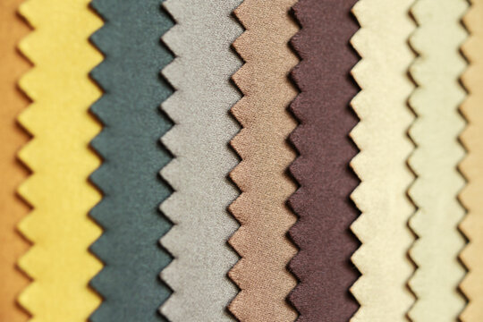 fabric color samples texture background