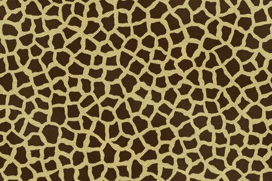 Leopard seamless pattern design