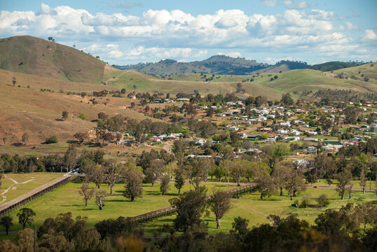 Famous Historical bridges near the  New South Wales town of Gundagai