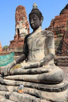 Ayutthaya - landmark of Thailand