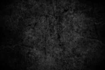 Fototapeta Tło, tekstura, ściana. Ciemna popękana ściana obraz
