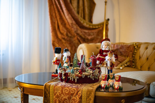 Beautiful Christmas gifts. Homemade alternative Christmas trees. Decor and decoration.