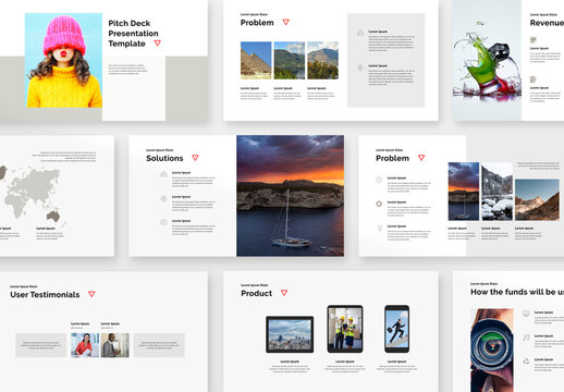 Brand Guidelines Presentation Layout