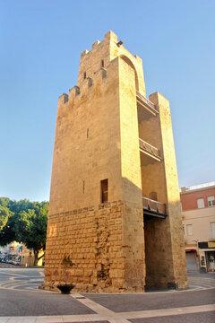 San Cristoforo Tower Oristano