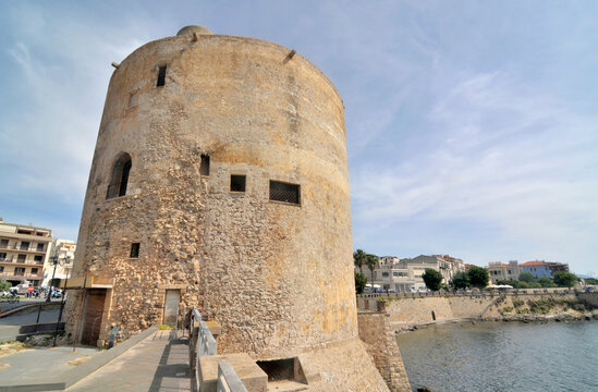 Fortifications of the Sardinian city of Alghero