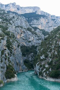 Verdon canyon, south france, cote'd azur