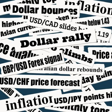 Forex trading - currency financial market news