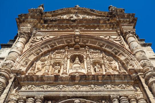 Priory Church in El Puerto de Santa Maria, Andalusia, Spain