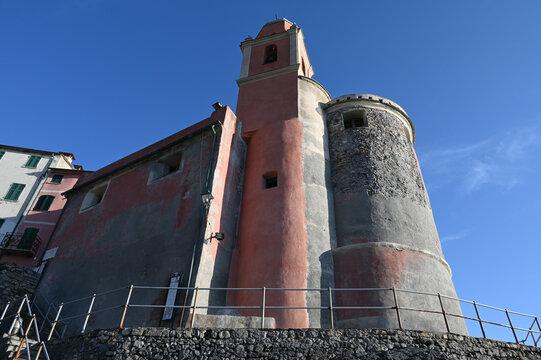 Antica Chiesa di San Giorgio sugli scogli di Tellaro