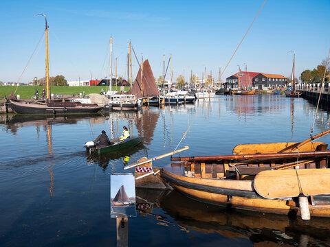 Elburg, Gelderland Province, The Netherlands