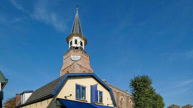 Hervormde kerk  (1858) Nunspeet, Gelderland province, The Netherlands