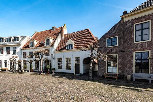 Smeepoortenbrink in Harderwijk, Gelderland Province, The Netherlands