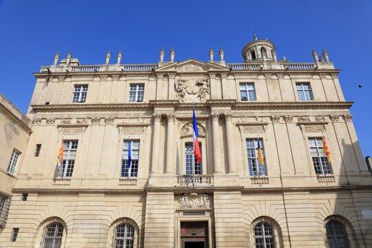 City Hall of Arles, France